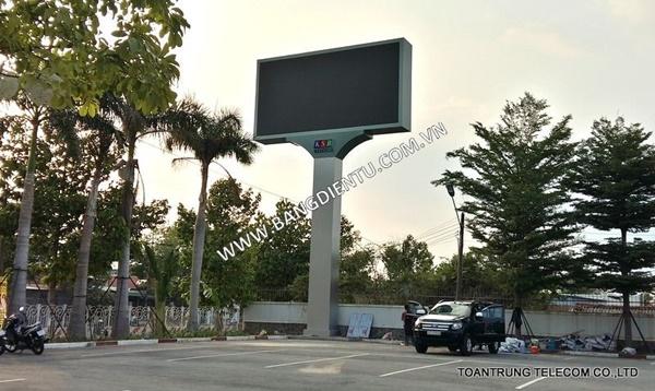 Toàn Trung chuyên cung cấp và thi công màn hình led quảng trường chất lượng mà giá cả rẻ nhất