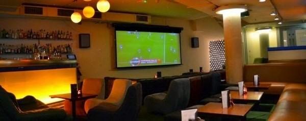 Toàn Trung đã thi công nhiều công trình màn hình led cho quán cafe