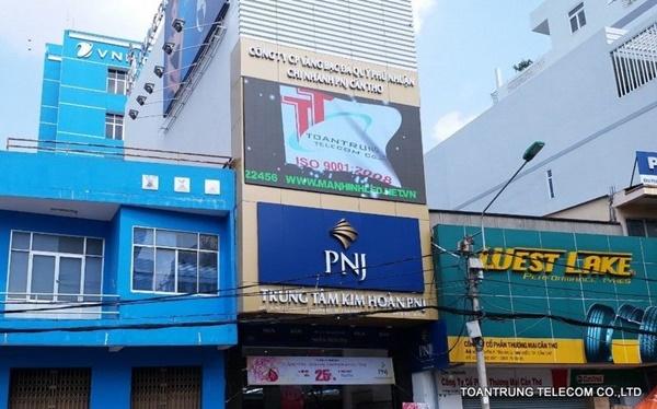 Toàn Trung xứng đáng là đơn vị thi công lắp đặt màn hình led trọn gói, giá rẻ nhất tại Đồng Nai